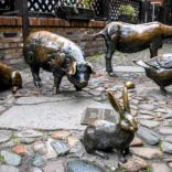 Rzeźna zgraja – Pomnik ku czci Zwierząt Rzeźnych
